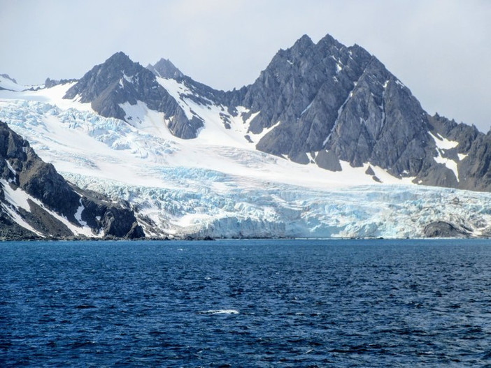 What is hidden under the glaciers of Antarctica? 6
