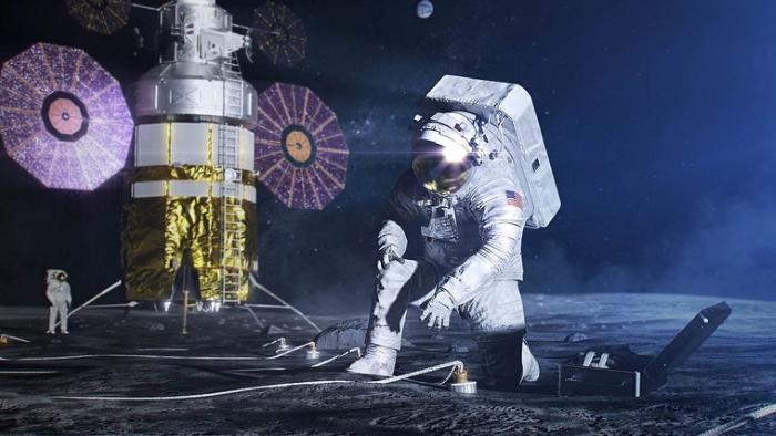 Artemis: NASA will build its own base on the moon 86