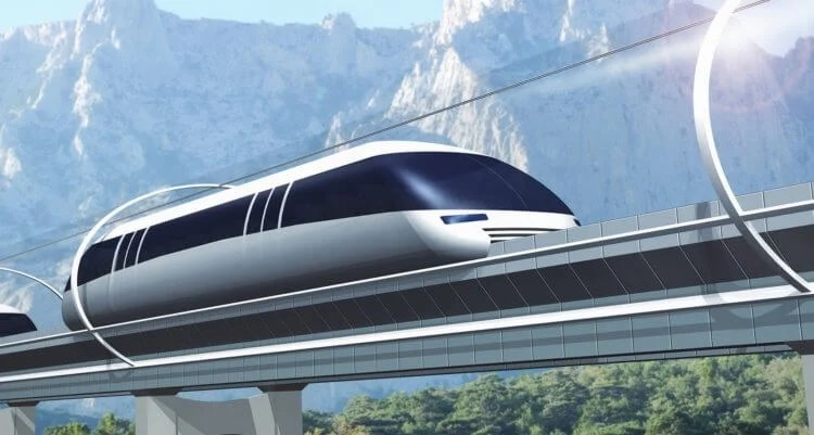 When will we receive Hyperloop - the transport of the future 3