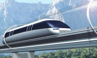 When will we receive Hyperloop - the transport of the future 202