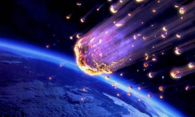 Meteorites rain down on Earth - what is the reason? 87