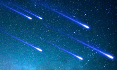 Two meteorites exploded in one hour over Belgium, another over South Germany a few hours later 88