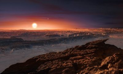 Astrophysicists consider the atmosphere of the exoplanet Proxima b suitable for life 95