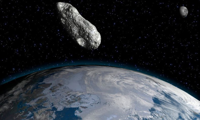 What is the whole world preparing for? Wreckage of comet Atlas will collapse on Earth? Will our civilization survive the cosmic bombardment? 91
