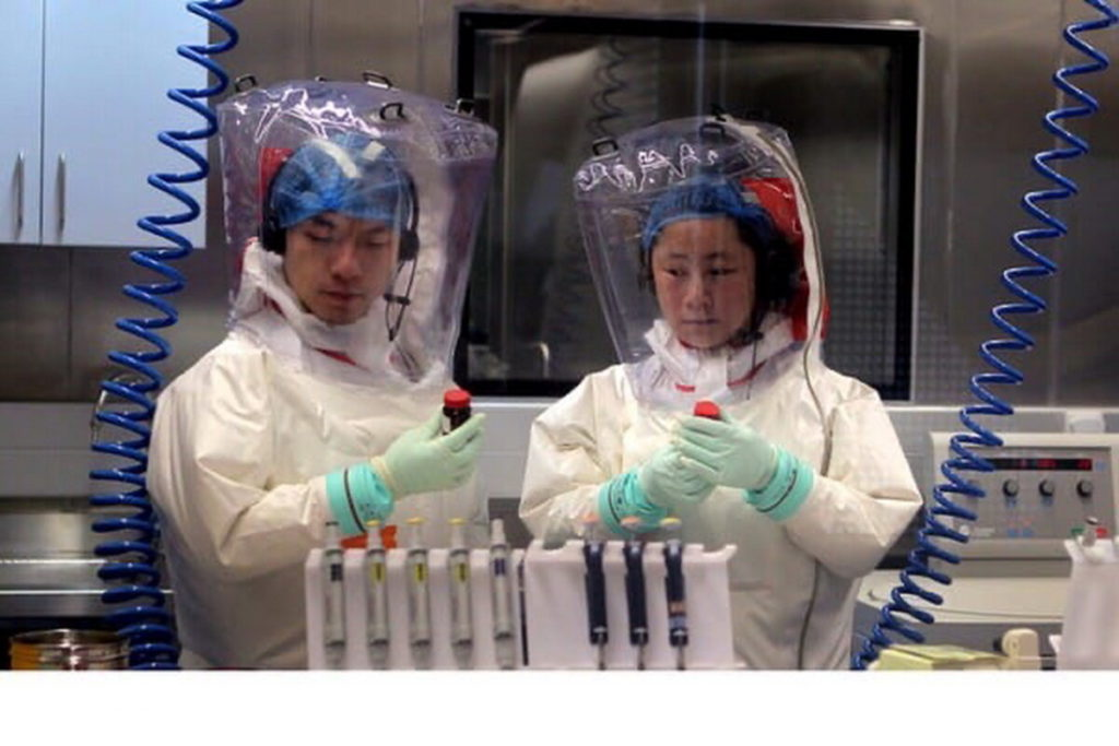 "Chinese researchers: ""Coronavirus came from the laboratories of Wuhan - There were no bats in the market"" 86"