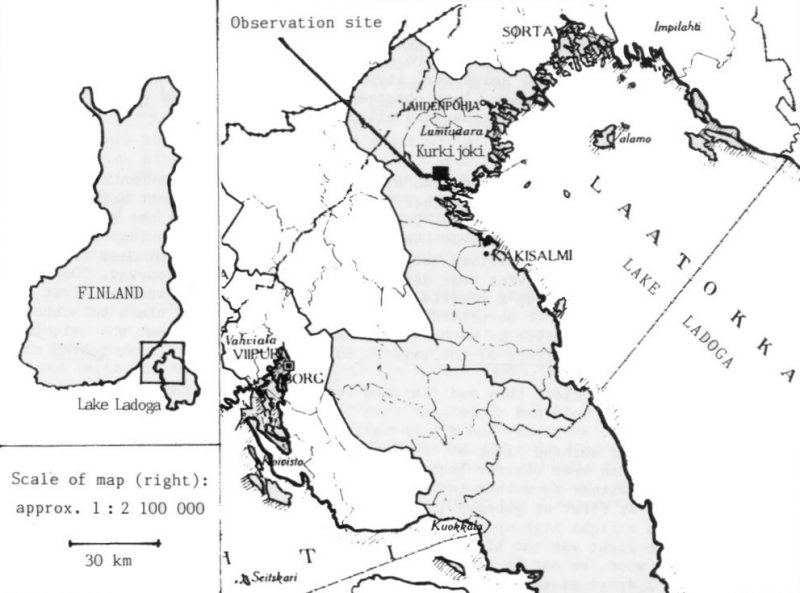 An incredible story: Contact with aliens in Karelia in 1917 2