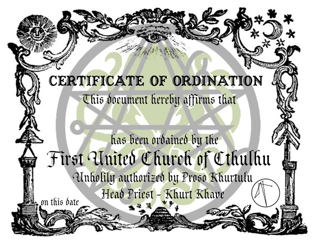 Cthulhu Church created in the USA 3