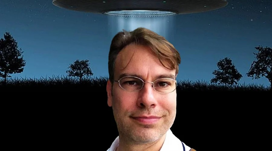 """Scott Waring: """"Aliens have long been in the solar system"""" 86"""