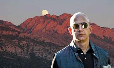 Jeff Bezos's Doomsday Watch mystery project is nearing completion in the United States 200