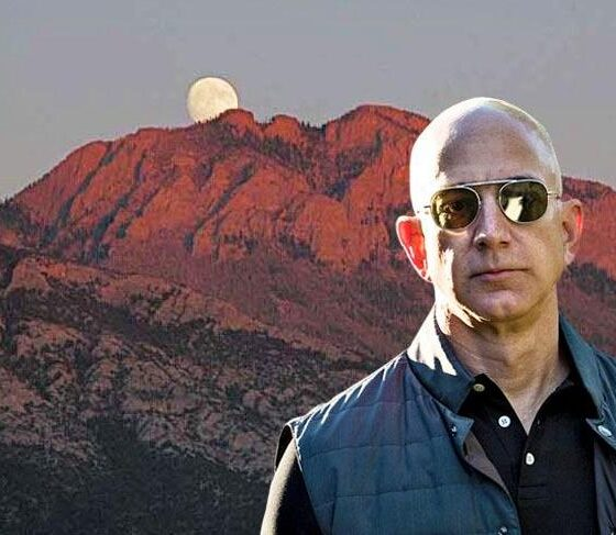 Jeff Bezos's Doomsday Watch mystery project is nearing completion in the United States 87