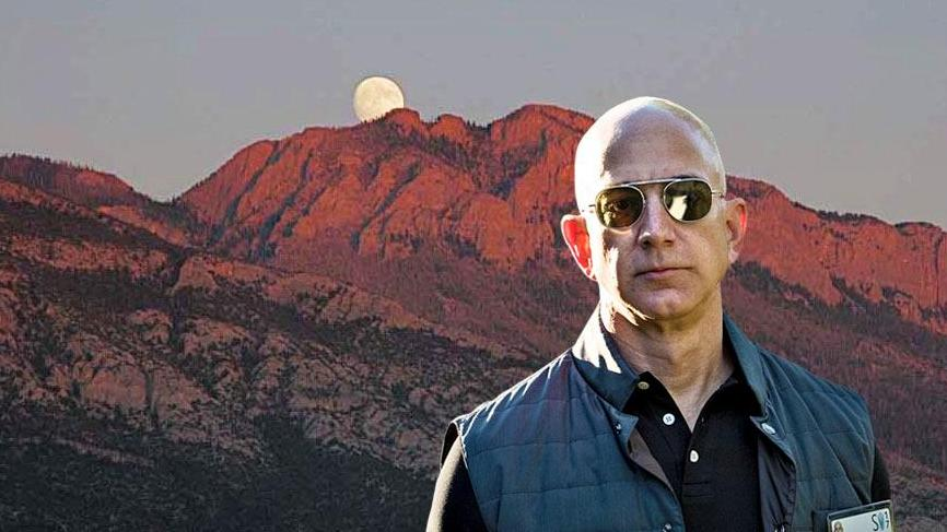 Jeff Bezos's Doomsday Watch mystery project is nearing completion in the United States 11