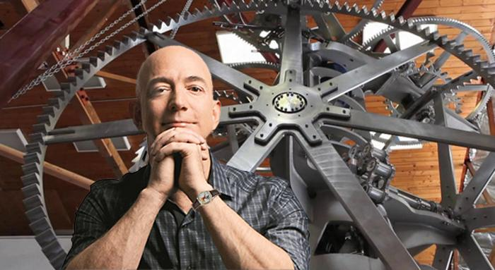 Jeff Bezos's Doomsday Watch mystery project is nearing completion in the United States 88