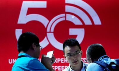 Chinese IT giant used pandemic to develop 5G networks 88