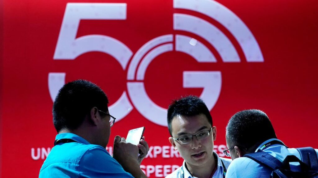 Chinese IT giant used pandemic to develop 5G networks 9