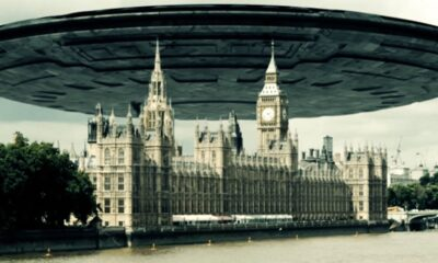 British UFO Sightings Exposed - London is the favorite place of aliens 89