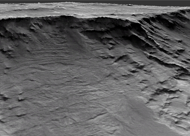 The existence of stable Martian rivers in the past is confirmed by the MRO probe 2