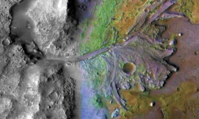 The existence of stable Martian rivers in the past is confirmed by the MRO probe 95