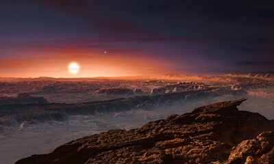 ESPRESSO spectrograph confirms the existence of an earth-like planet near Proxima Centauri 93