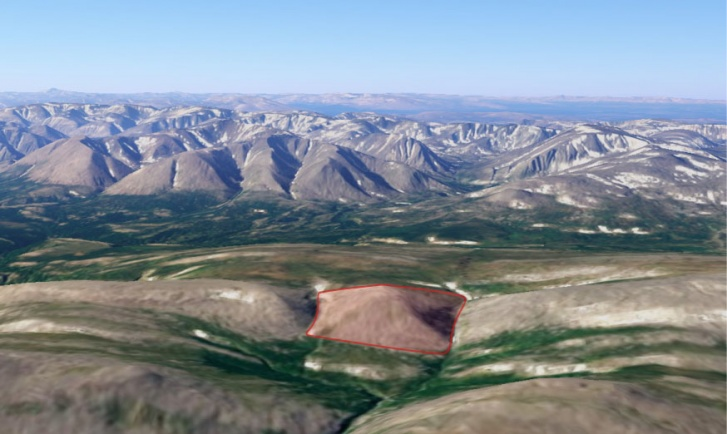 A giant pyramid was discovered in the Ural mountains 7