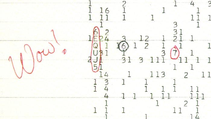 """Russian experts claim they have deciphered the """"Wow"""" alien signal 4"""