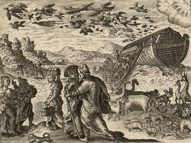 Amazing stories about the great floods in the history of mankind 149