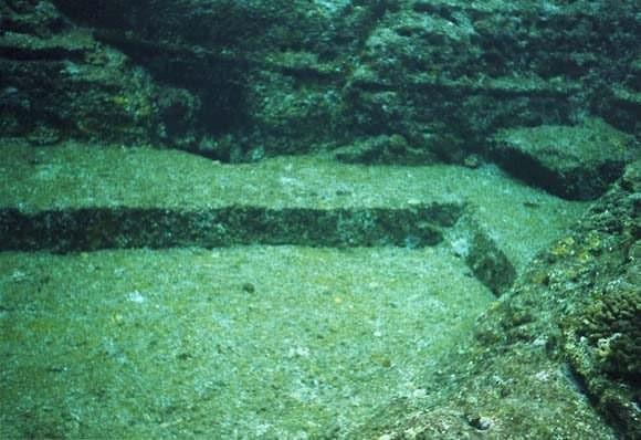 Yonaguni's underwater ruins - the remains of Lemuria? 134