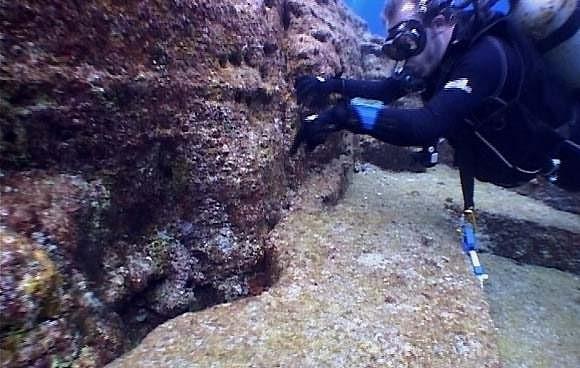 Yonaguni's underwater ruins - the remains of Lemuria? 139