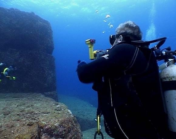 Yonaguni's underwater ruins - the remains of Lemuria? 151