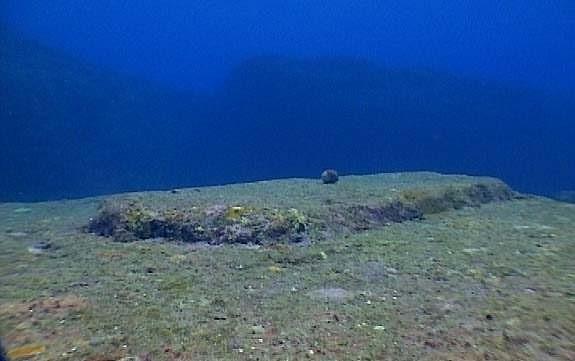 Yonaguni's underwater ruins - the remains of Lemuria? 148