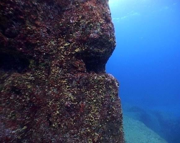 Yonaguni's underwater ruins - the remains of Lemuria? 153