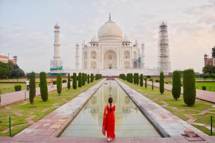 Taj Mahal - An Amazing Love Story 104