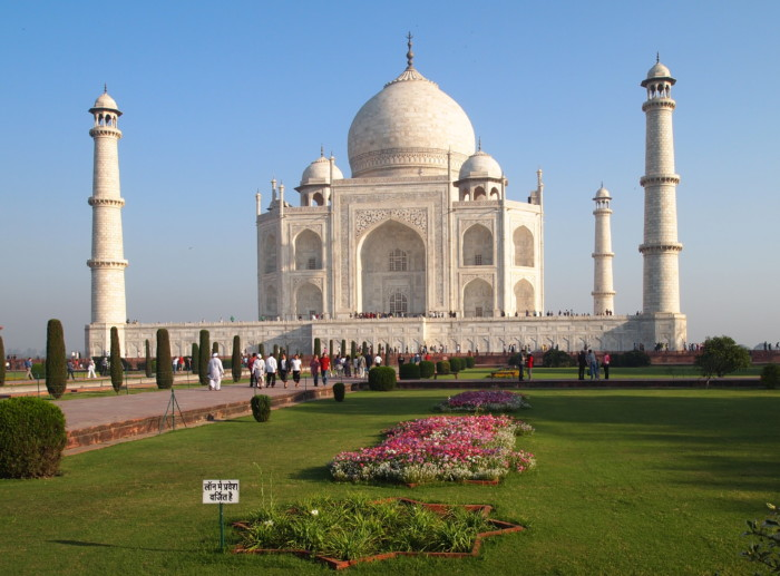 Taj Mahal - An Amazing Love Story 107