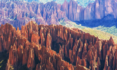 Giant mountains discovered inside the Earth 87