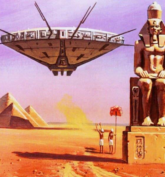 Aliens lived on Earth in ancient times 87