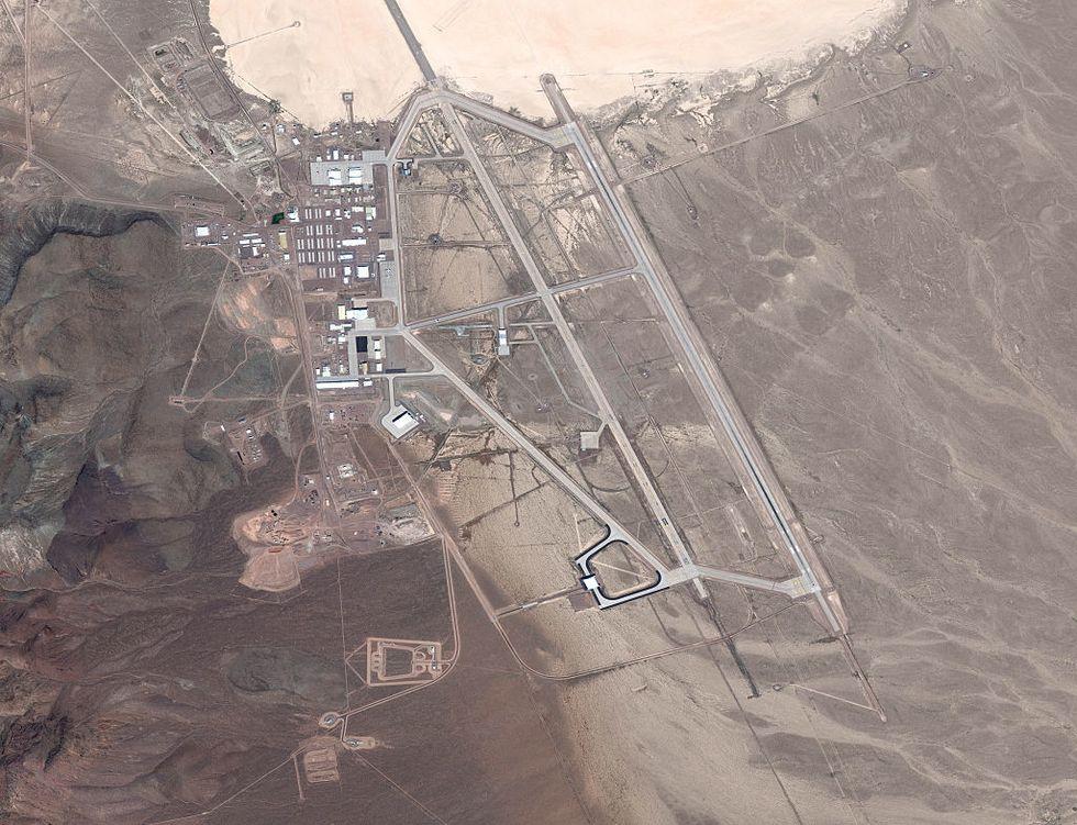 Area 51 Myths Behind Real Secrets 87