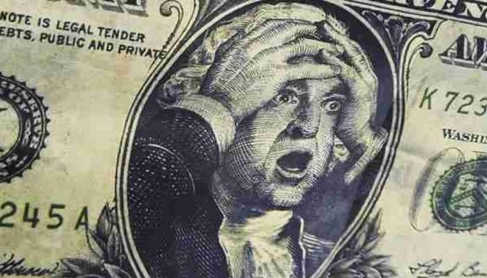 Globalists are hinting that the dollar will collapse soon 87