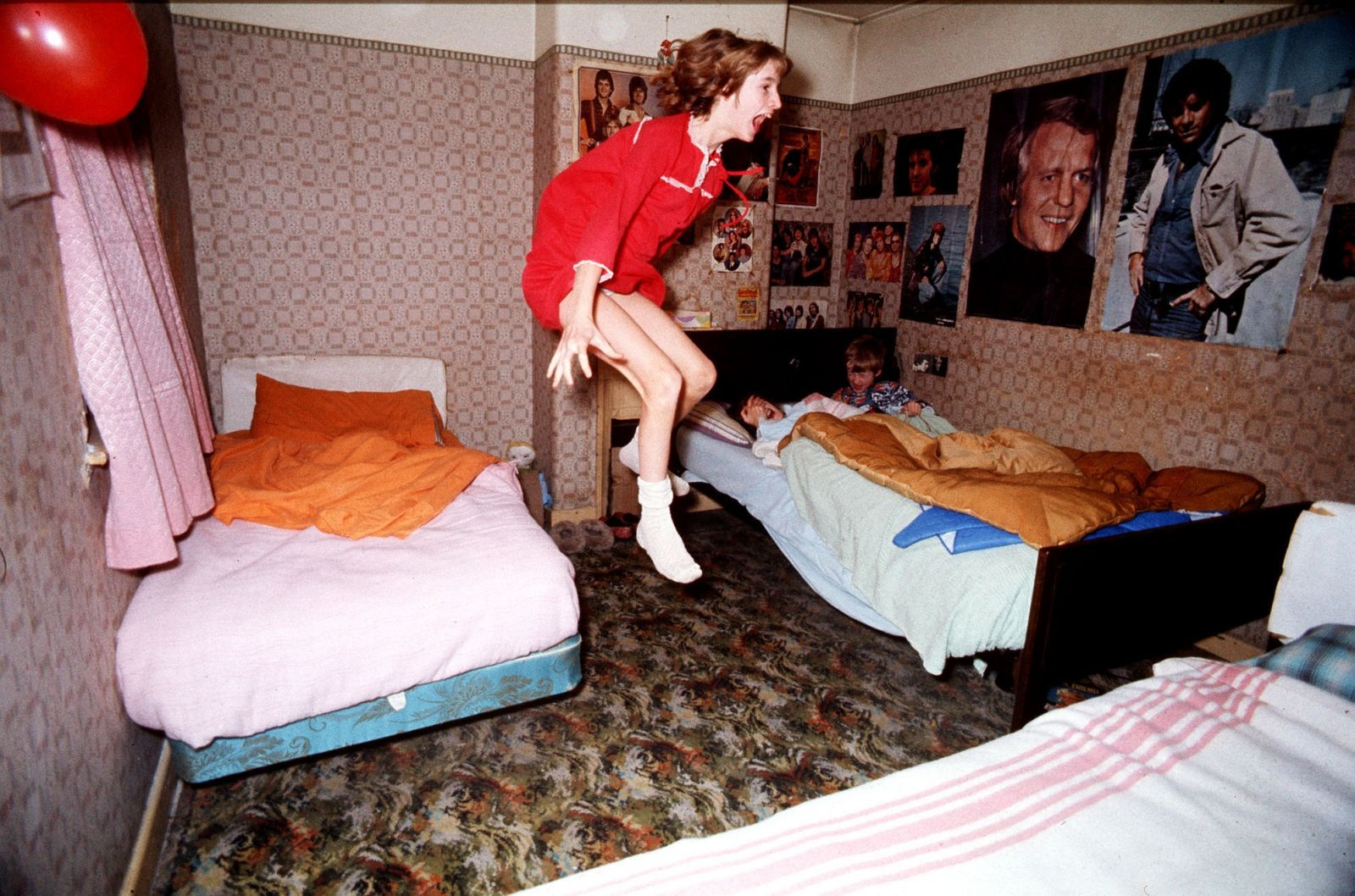 Enfield poltergeist: one of the most famous and mysterious paranormal phenomena, is still considered a mystery 102
