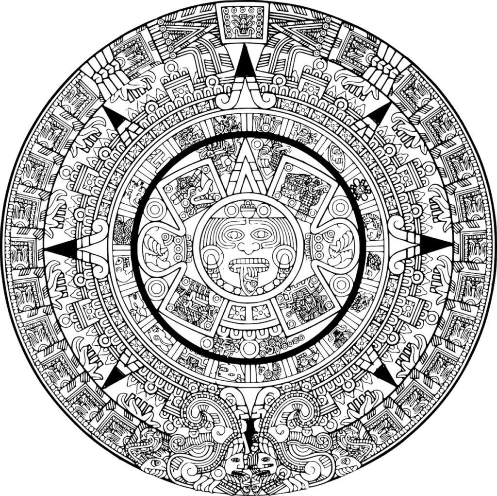 Mayan calendar points to 2020? 3