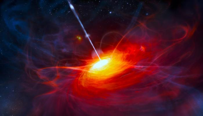 An inconceivably ancient cosmic object was discovered 1