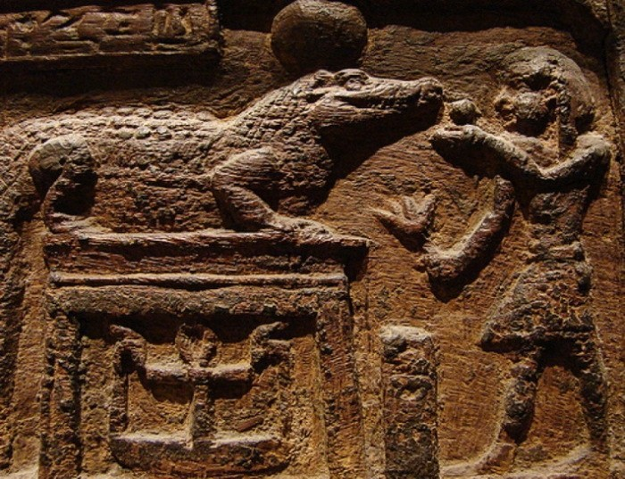 How the Egyptians worshiped a god with a reptilian head and why they needed thousands of crocodile mummies 94
