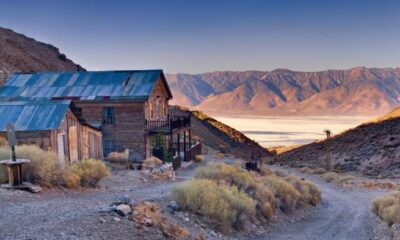 Businessman bought a ghost town, believed in mysticism and decided to stay there forever 105