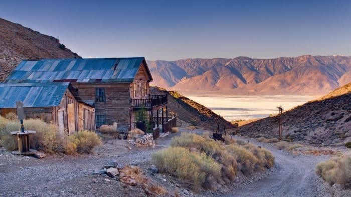 Businessman bought a ghost town, believed in mysticism and decided to stay there forever 86