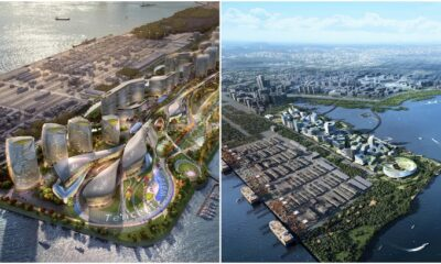 "China is preparing a project of a futuristic ""smart"" city without cars 106"