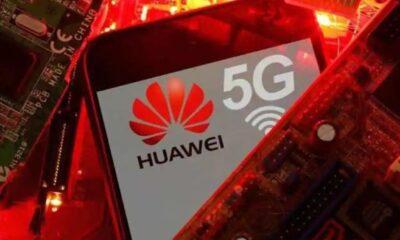 UK abandons Huawei equipment in 5G networks 87
