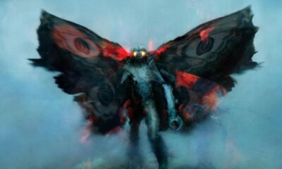 Woman recalls meeting with Mothman at Point Pleasant 87