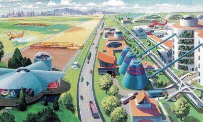 Alvin Toffler: Rural bioconverters as an alternative to urbanism 87