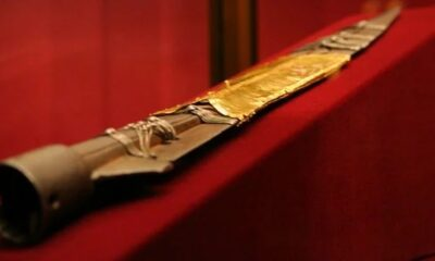 The Mystery of the Spear of Destiny: An ancient relic in the hands of Adolf Hitler 89
