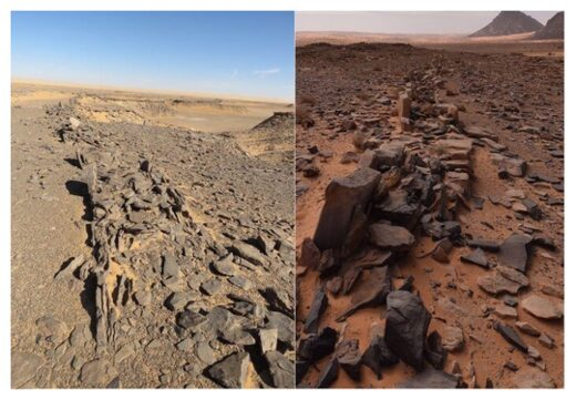 The mystery of 7,000-year-old stone structures discovered in Saudi Arabia 18