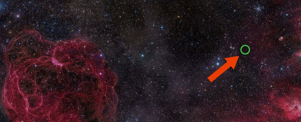Mysterious radio bursts from deep space repeat exactly on schedule 1