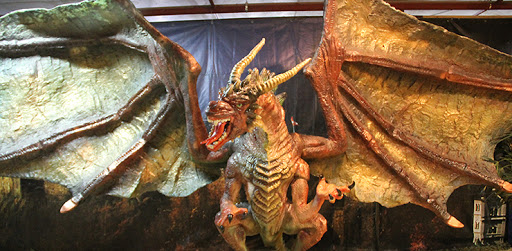The ancient dragons are awake. Is this the real reason for global self-isolation? 89
